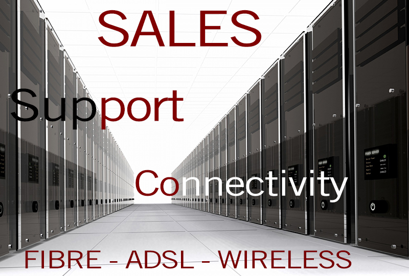 IT SALES AND SUPPORT
