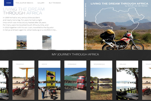 Lliving-the-dream.co.za